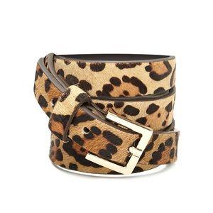 NWT Leopard Belt